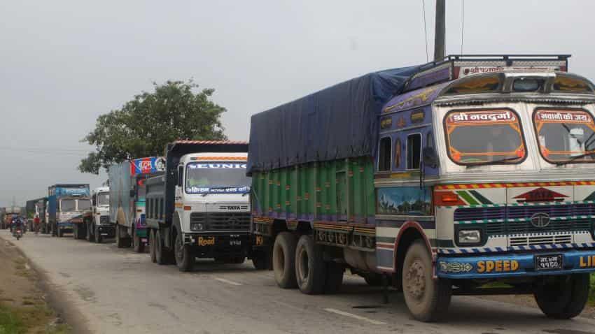 Truck sales growth to slowdown, ICRA believes