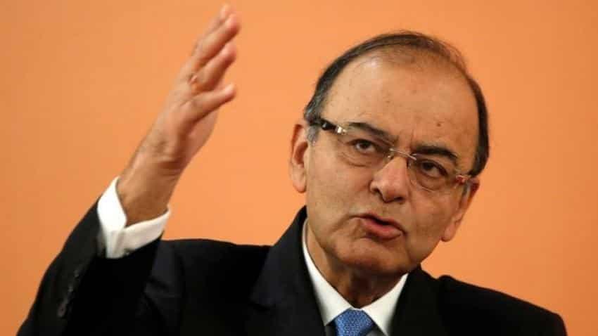 FM Jaitley asks banks to promote digital banking in 'mission mode'