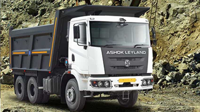 Ashok Leyland buys out Nissan's stake in three joint ventures for Rs 3