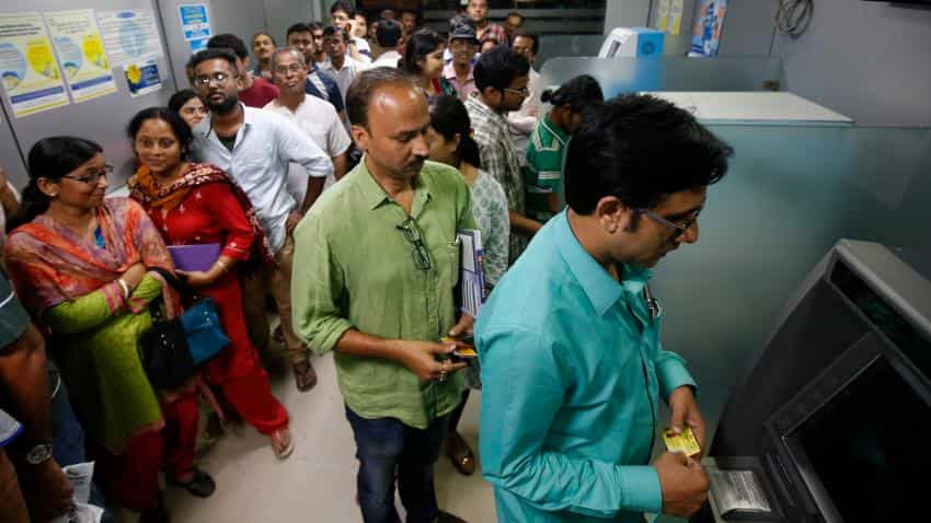 Public can continue to withdraw up to Rs 24,000 per week from bank accounts, ATMs: RBI