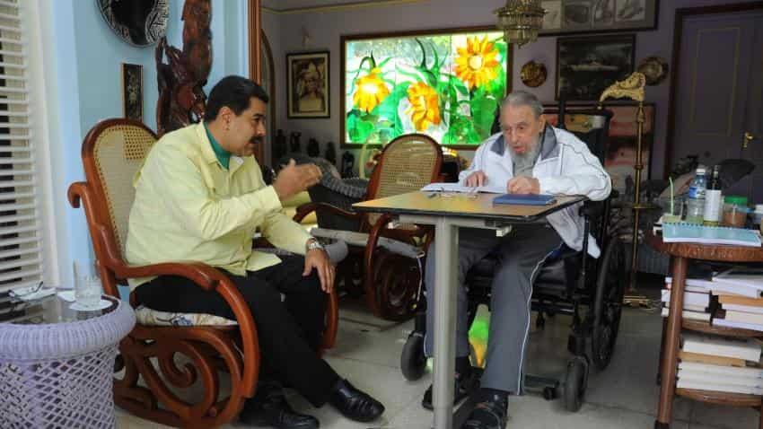 Cuban revolutionary icon Fidel Castro dies in Havana: President