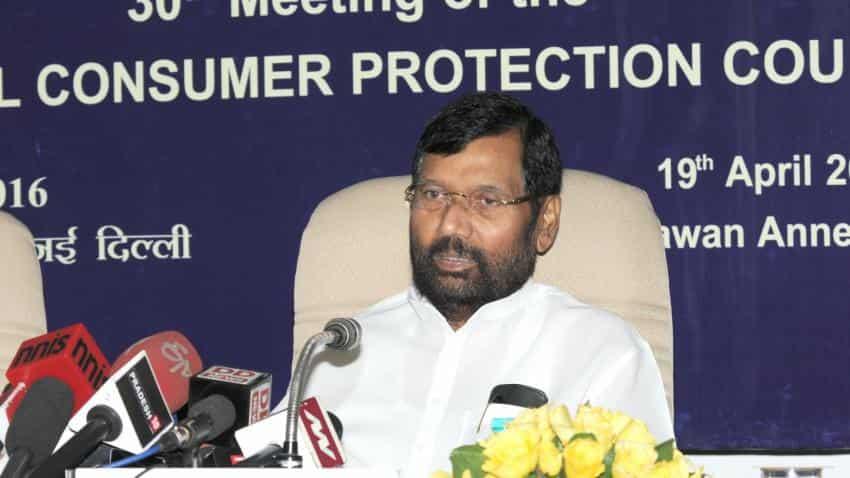 Ensure 100% cashless dealings within 15 days deadline: Ram Vilas Paswan