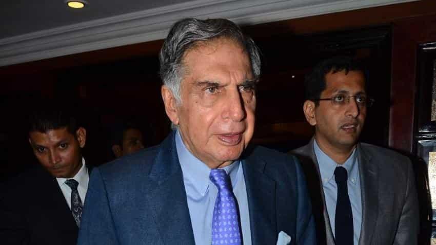 Demonetisation among 3 most important economic reforms,says Ratan Tata