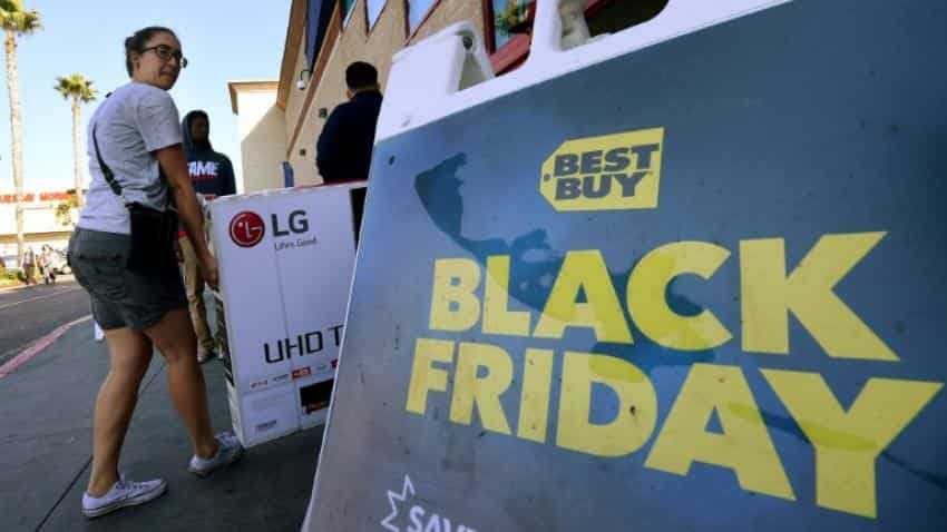 US Black Friday: More shoppers but less spent per head