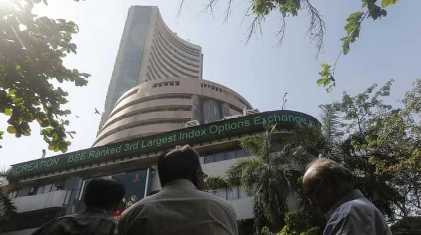 Sensex, NSE Nifty open in red in early trade