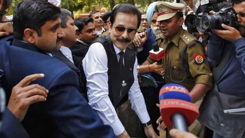 Supreme Court extends Sahara chief Roy's parole to February 6