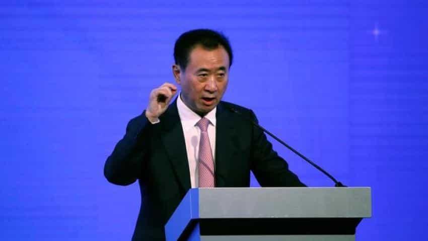 China's property market has bubble but won't collapse, says Wanda chairman