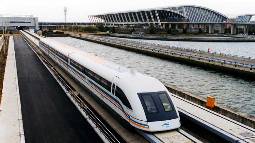 Railways floats EOI to produce MagLev bullet trains in India