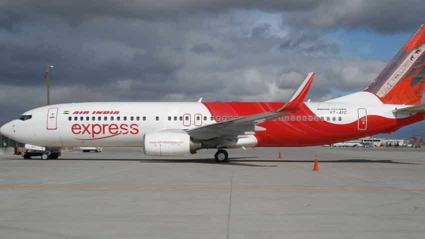 Air India Express operating revenue up 18% to Rs 1897 crore in H1FY17