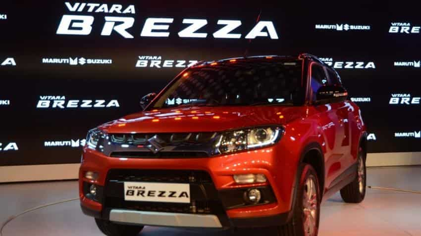 Maruti Suzuki's November sales rise by 12%; domestic sales up 14%