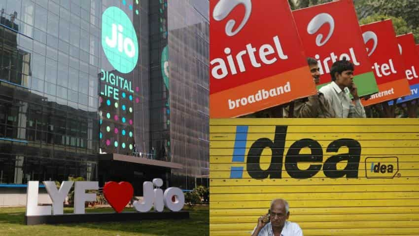 Airtel, Idea shares nosedive as Reliance Jio free offer gets extension