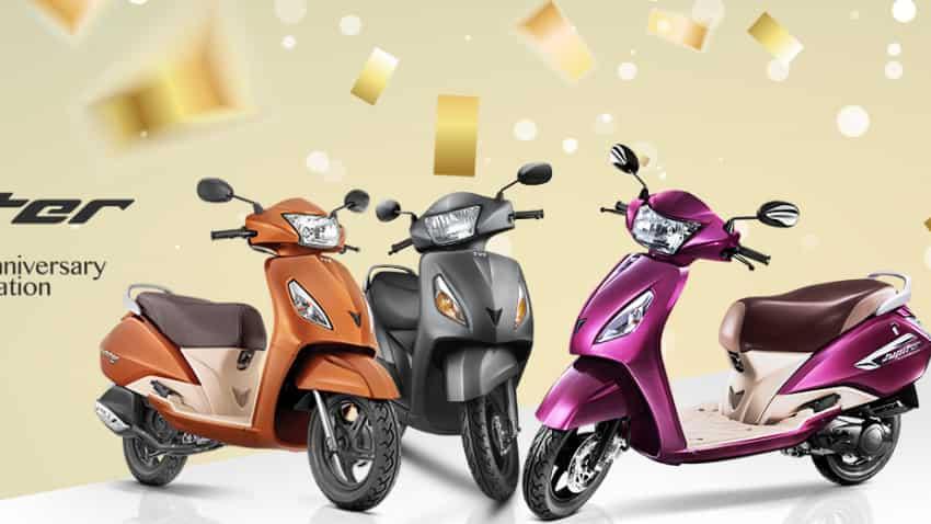 TVS Motors recorded flat November sales; three-wheeler segment down 24%