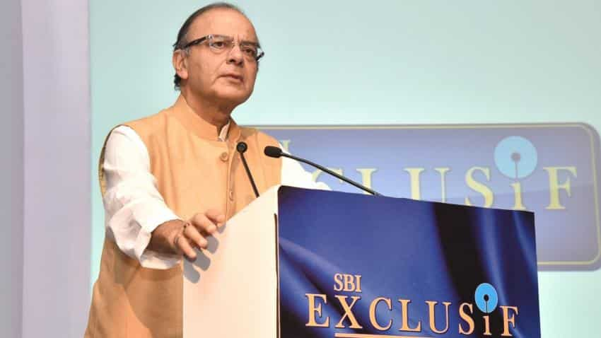 India's growth will touch new heights after demonetisation, GST: FM Jaitley