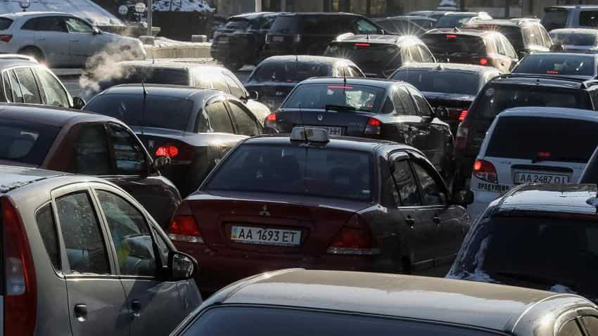 Here's why automobile sector largely escaped demonetisation blues in November