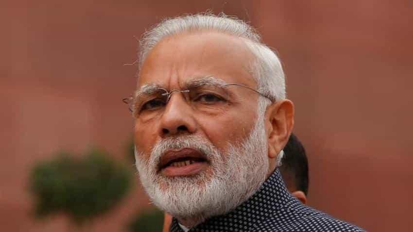 Prime Minister Narendra Modi defends clampdown on cash economy