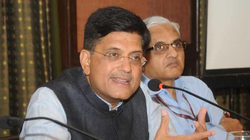 Demonetisation will push India's GDP growth: Piyush Goyal