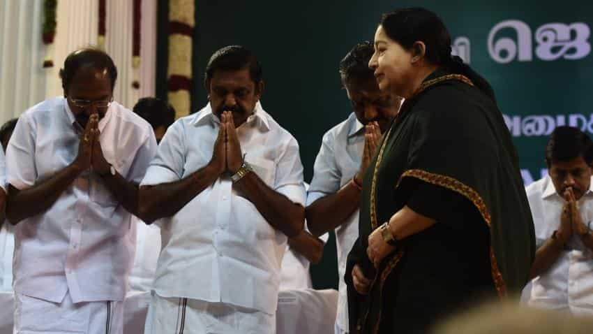 Jayalalithaa suffers cardiac arrest, said to be critical