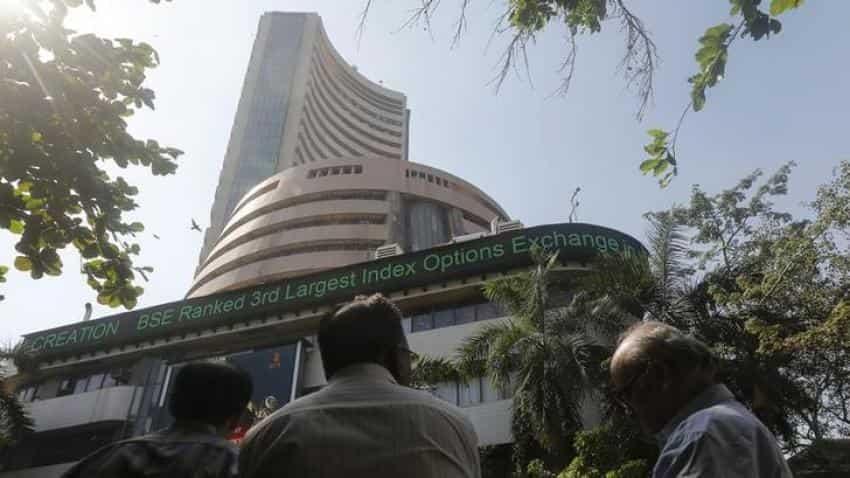 Sensex up over 100 points, Nifty breaches 8,000-mark