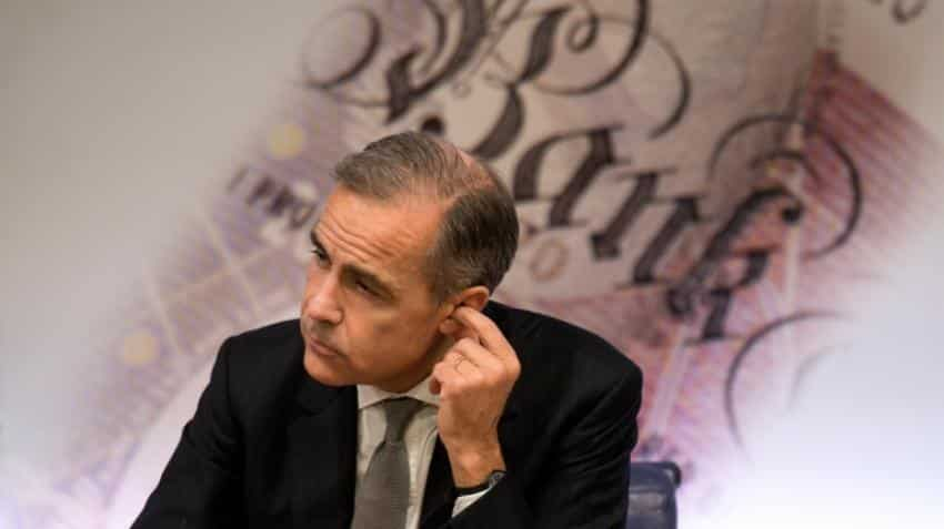 Support for economic system 'under threat', says BoE's Mark Carney