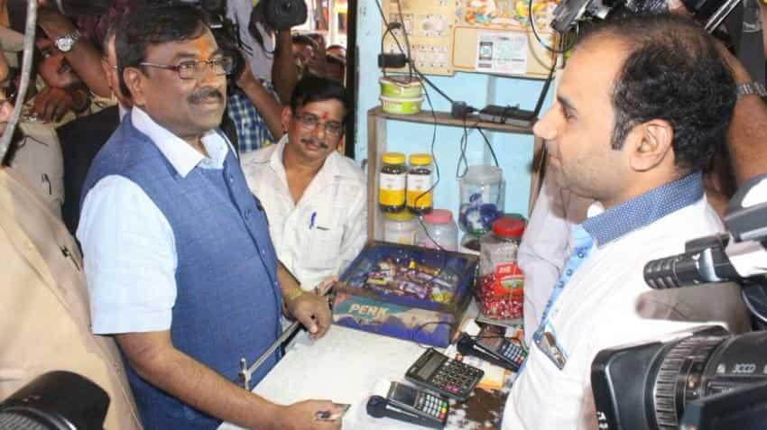 Maharashtra govt readying 'Maha wallet' to encourage cashless transactions