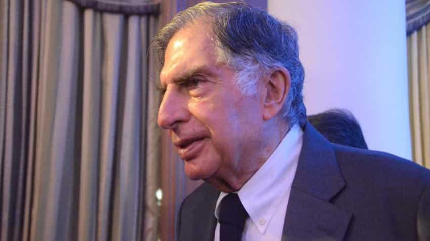 Ratan Tata seeks shareholders support ahead of EGM to remove Mistry
