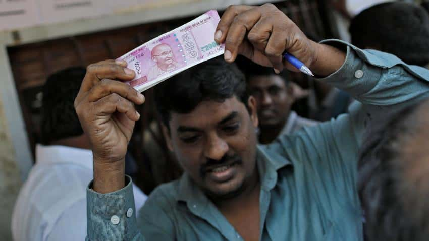 One month post demonetisation, Rs 4.27 lakh crore notes issued, says RBI