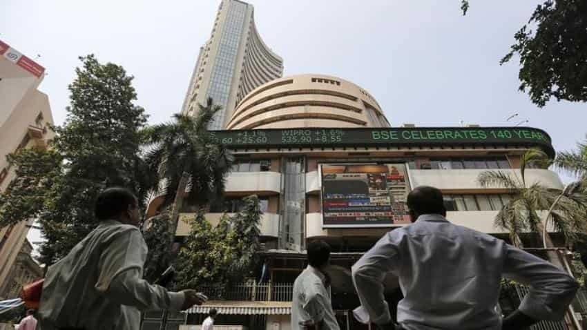 Indian markets open in green, Sensex gains over 50 points