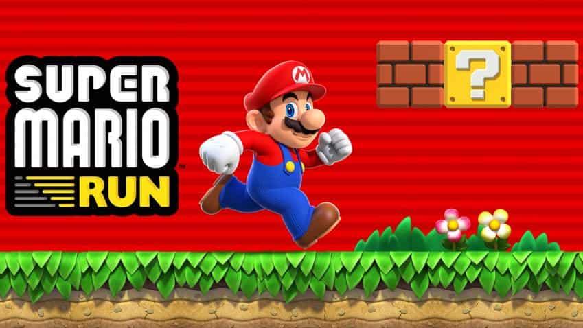 ''Super Mario'' comes to life in smartphone market
