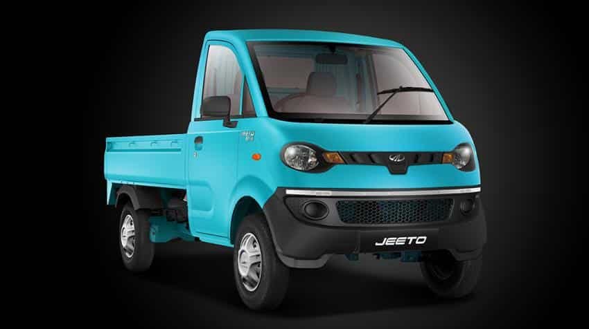 Mahindra launches CNG variant Jeeto at Rs 3.49 lakh