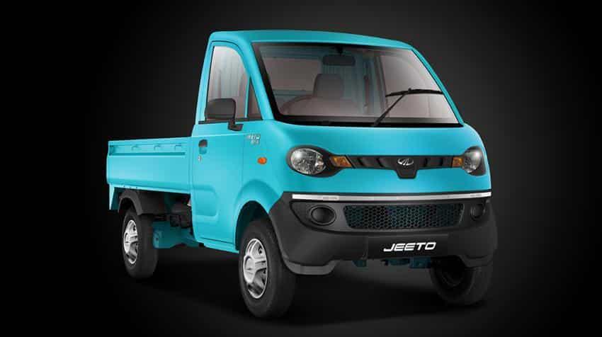 Mahindra launches CNG variant Jeeto at Rs 3.49 lakh