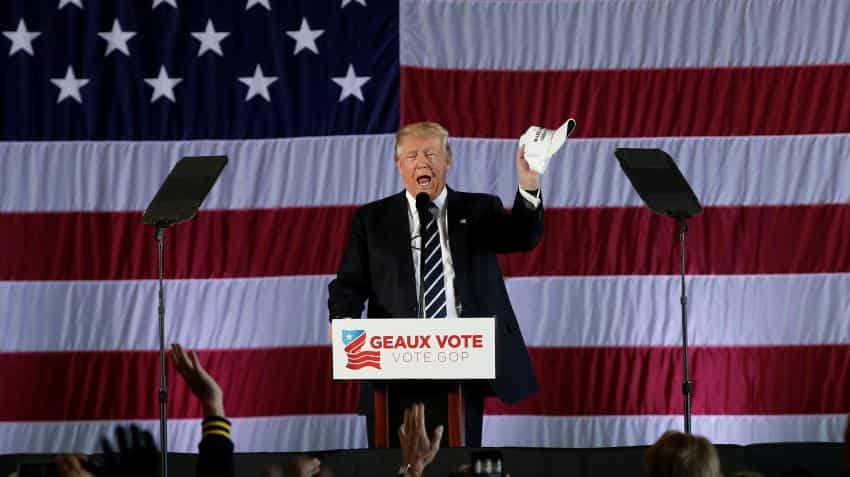 Won't allow H-1B visa holders to replace US workers: Donald Trump