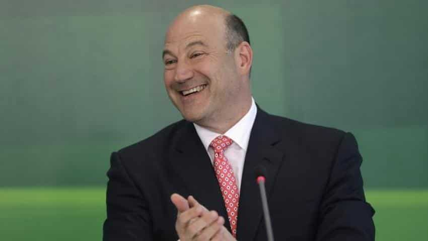 Donald Trump to name Goldman Sachs executive Gary Cohn to key economic post