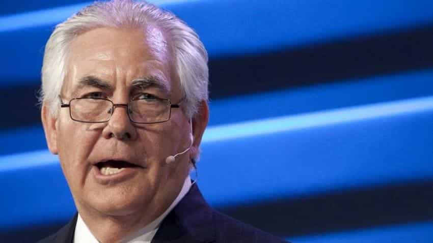 Donald Trump likely to name Exxon Mobil's CEO Rex Tillerson as secretary of state
