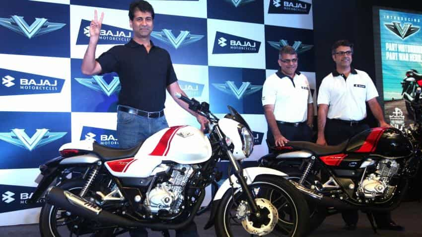 Bajaj Finance's two-wheeler loan collection drop by a fifth in November