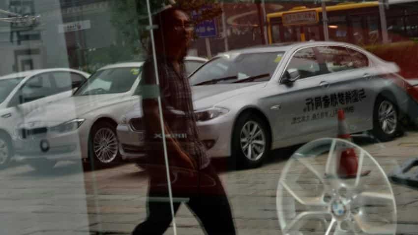 China's auto sales peak in November: Group