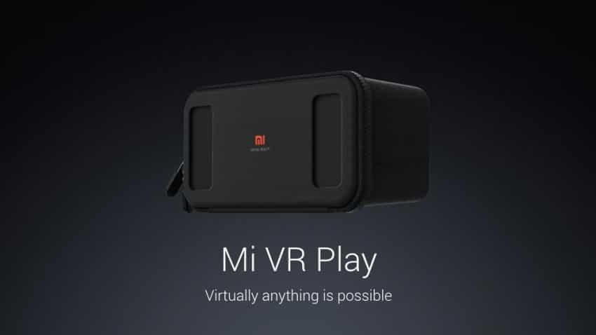 Xiaomi launches entry-level Mi VR Play headset, Mi Live app in India