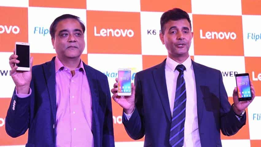 Flipkart sells 35,000 units of Lenovo K6 in 15 minutes in second sale