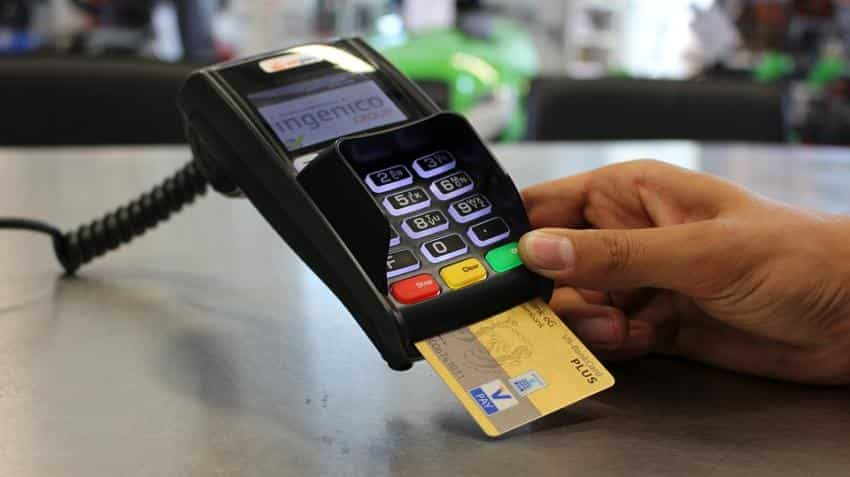 No tax on sale of swipe machines in Gujarat