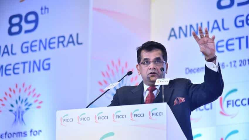 Cess on cash handling, levy on digital payments minimal, says Amitabh Kant