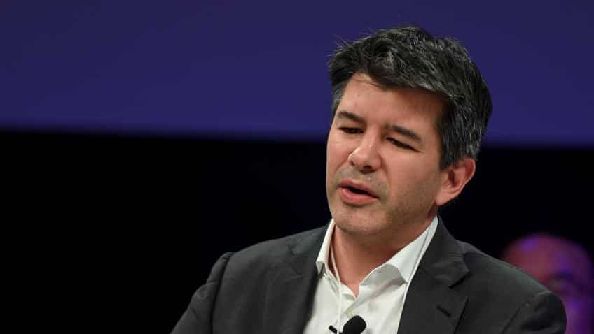 Battle in China became global, says Uber's CEO Travis Kalanick on exit from country