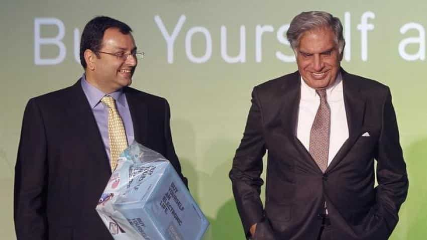 Four Tata firms to vote on Cyrus Mistry's removal as director this week