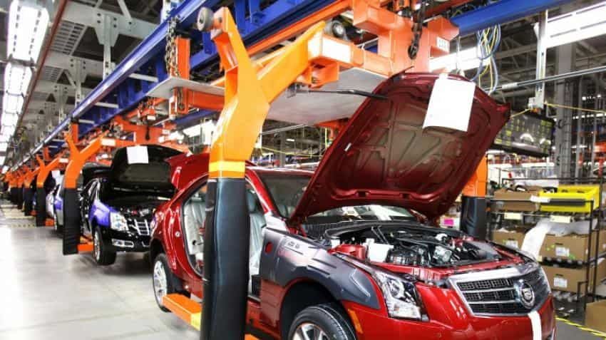 General Motors to shut five US plants temporarily in January