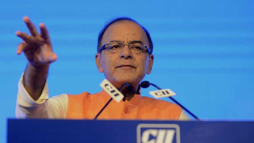 Rs 5000 deposit: Won't have to explain 'delay' to bankers, Finance Minister Jaitley says