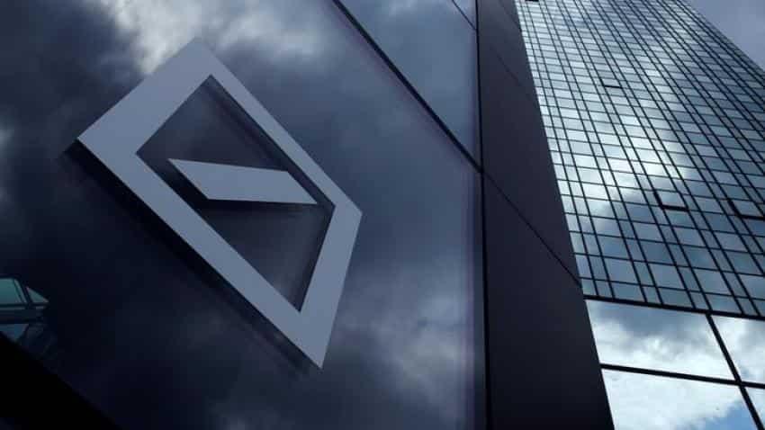 Deutsche Bank plans $7.2 billion mortgage settlement with U.S
