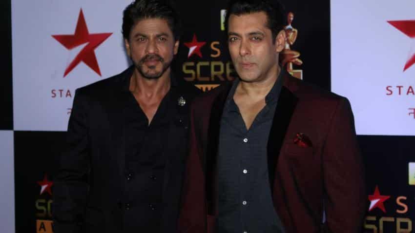 Salman topples SRK to lead Forbes' 100 celeb rich list