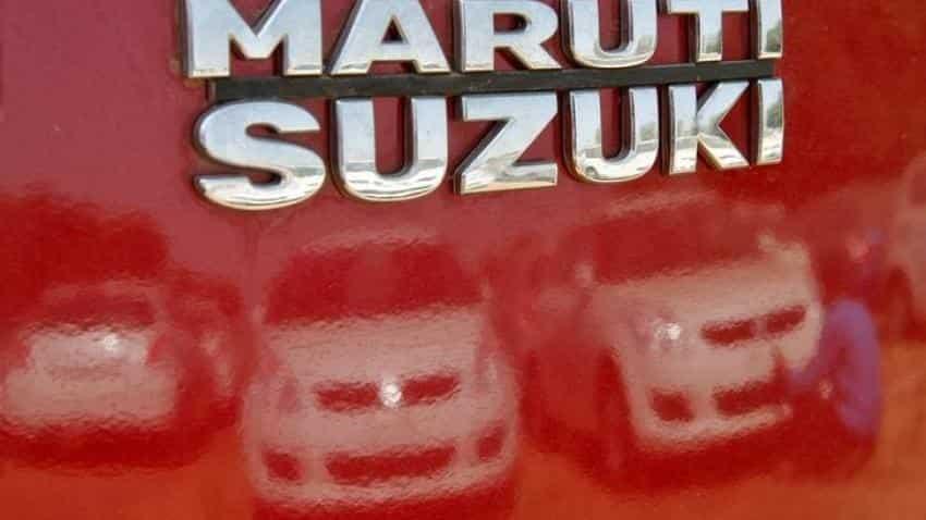 Maruti bookings slump 20% in October-November due to demonetisation