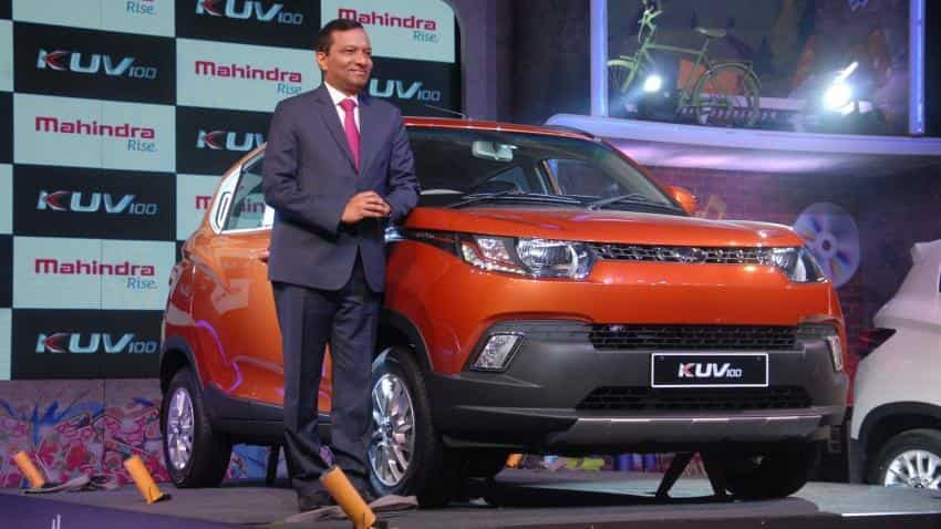 Mahindra & Mahindra to hike vehicle prices by up to Rs 26,500 from January