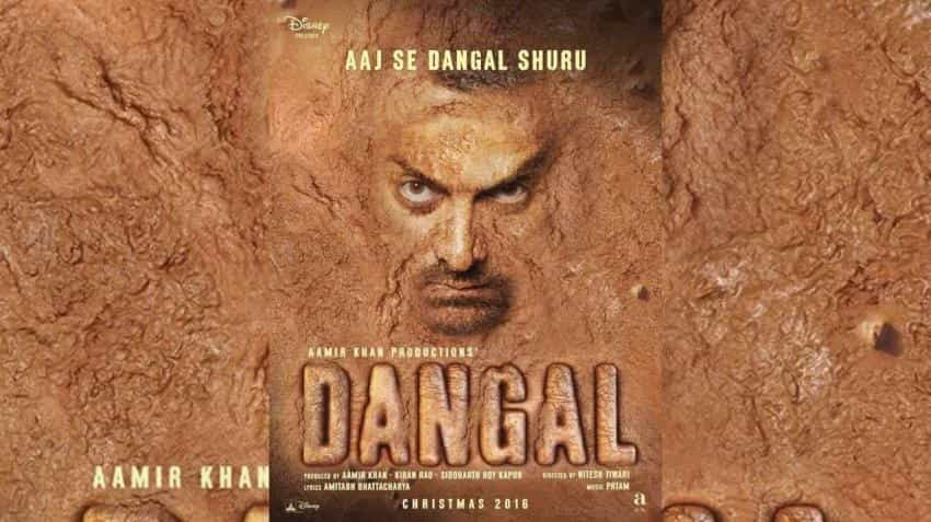 Dangal in theatres: Film records over Rs 100 crore in three days