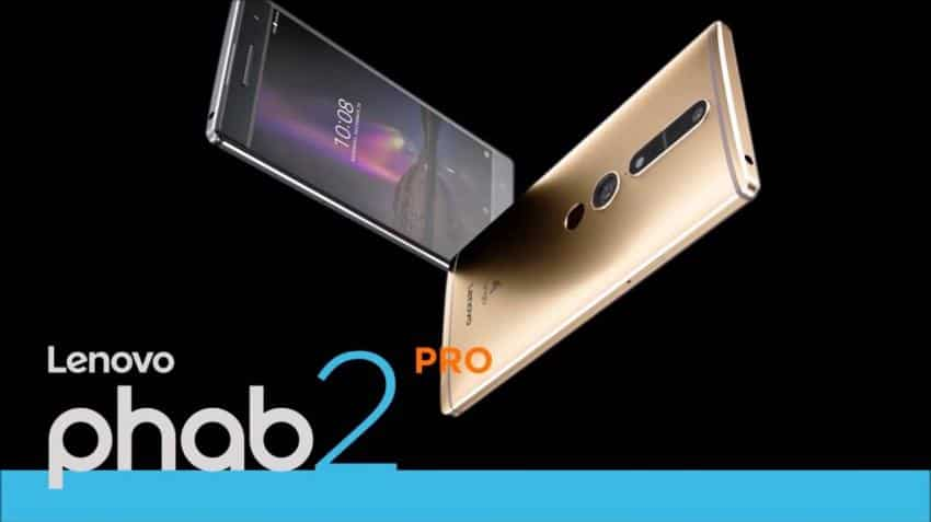 Lenovo Phab 2 Plus: Dedicated phablet for content consumption