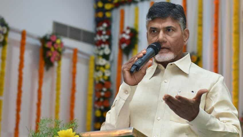 Problems caused by demonetisation are easing: Chandrababu Naidu